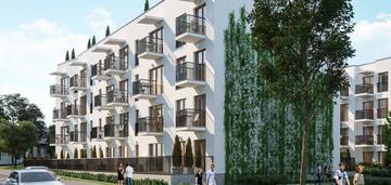 Zabłocie, kraków, 40 m2, 2 pokoje, 2 balkony