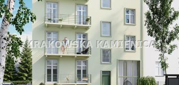 Dwupoziomowe - prywatny ogród - 26 m2 - parter
