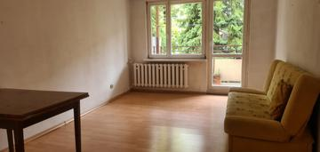 Parter ! 2 pokoje, balkon, 50 m 2