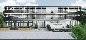 Mieszkanie w inwestycji: Bursztynowe Apartamenty