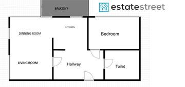 2pok nowy apartament 52m kraków łokietka
