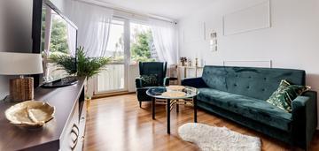 2-pokojowe mieszkanie na os. kaszubskim