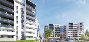 Mieszkanie w inwestycji: Awangarda - bud. B