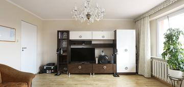 3 pokojowe mieszkanie z oddzielną kuchnią i loggią