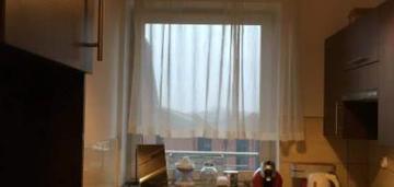 Widokowe 2 pokoje z jasną kuchnią