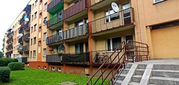 Lędziny ul. pokoju. 2 pokoje 1p/4 z balkonem