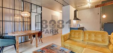 Mieszkanie typu loft browar gdański we wrzeszczu