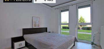 Mieszkanie na parterze 52m dostępne od zaraz!