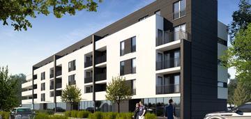 Mieszkanie w inwestycji: Apartamenty Bacha