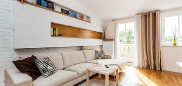 4- pokojowe mieszkanie z tarasem, sopot przy molo