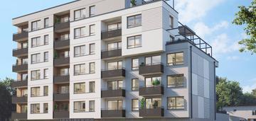 Mieszkanie w inwestycji: Wysockiego 25
