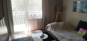 2 pokojowe mieszkanie z balkonem