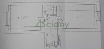 Mieszkanie w kamienicy 47,7m2 na woli - metro 5min
