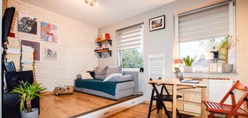 Piękne klimatyczne mieszkanie zabłocie