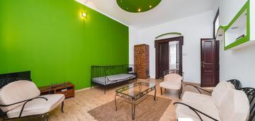 2-pokojowe mieszkanie przy ulicy starowiślnej