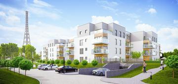 Mieszkanie w inwestycji: Osiedle Paryskie