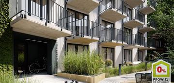 Stare miasto nowa inwestycja / studio z balkonem