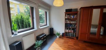 Przestronne mieszkanie z ogródkiem * super miejsce