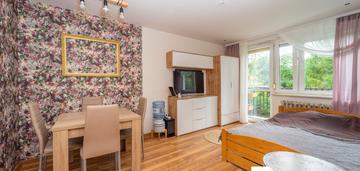Gdynia cisowa 2 pokojowe mieszkanie z ogródkiem