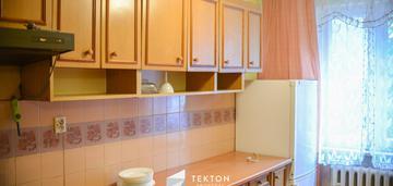 2 pokoje / 44 m2 / prądnik biały