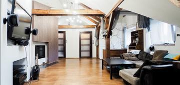 Stylowy apartament przy plantach krakowskich 104m2