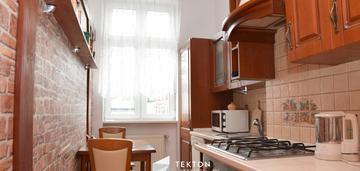 3-pokojowe mieszkanie na śródmieściu