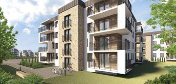 Mieszkanie w inwestycji: Koncertowa na skraju miasta