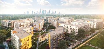 Mieszkanie w inwestycji: Miasto Moje