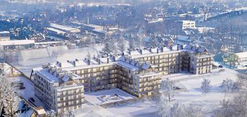 Mieszkanie w inwestycji: Apartamenty Zakopiańska