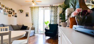 ** mieszkanie w śródmieściu | 48 m2 - 2 pokoje **