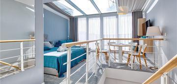 Apartament władysławowo 50m od morza szklany dach