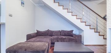 Mieszkanie 3-pok |85 m2 | 2x garaż | dwupoziomowe