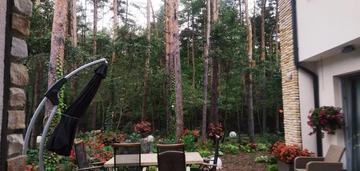 Bielany, Młociny, rezydencja z dużym ogrodem, 2020