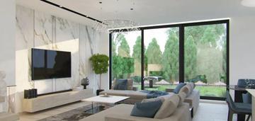 Wawer, dom 251,81 m2, 5 pokoi, dz. 343 m2, 2021 r.