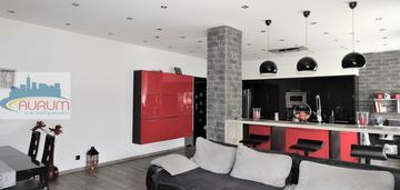 Przestronne mieszkanie w stylu loftowym