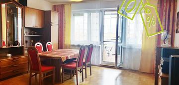 Duże trzypokojowe mieszkanie z balkonem metro imie