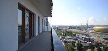 Mieszkanie z panoramicznym widokiem na gdańsk
