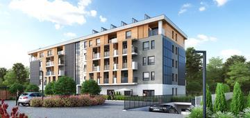 Mieszkanie w inwestycji: Zielone Tarasy
