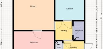 2 pokoje bałuty (lub 2 kawalerki)