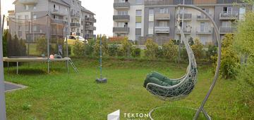 Mieszkanie z dużym ogrodem i innym pomieszczeniem