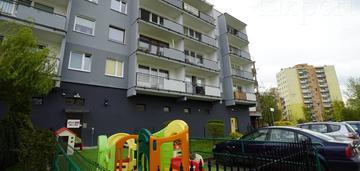 3 pokoje 63,77 m2 z balkonem i miejscem postojowym