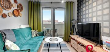 Nowe mieszkanie w centrum miasta