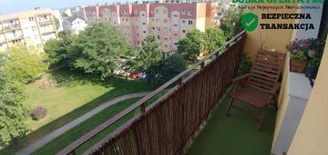 3 pokoje z balkonem!