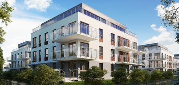 Mieszkanie w inwestycji: Zen Garden Mokotów