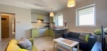Nowe mieszkanie 2 pokoje na pogoni.