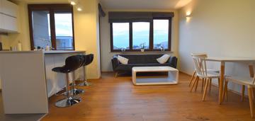 Dwupoziomowy apartament   111 m2   balkon 25 m2  