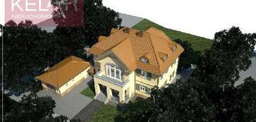 Zalesie duży dom przy parku szczytnickim