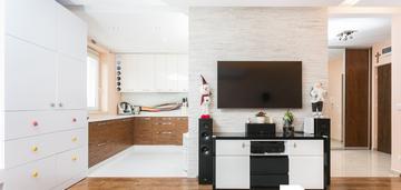 Komfortowe dwupokojowe mieszkanie bochenka