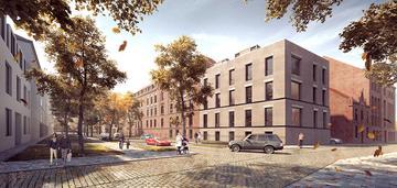 Mieszkanie w inwestycji: Dwór Uphagena