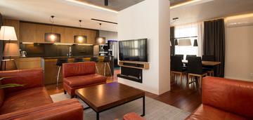 Nowy apartament - 3 pokoje - stare podgórze